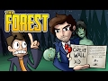 The Forest Funny Moments With Friends - BUILD A WALL!!!