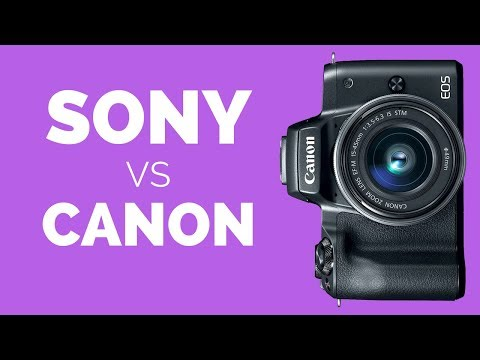 Canon M50 vs Sony a6000 - Pros & Cons of What to Buy?