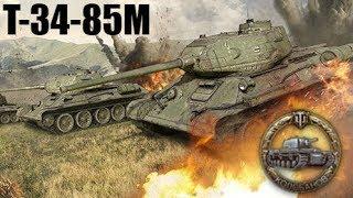 Pokaż co potrafisz !!! #1156 - Prawie ROSIENI na T-34-85M