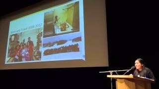 Ruth Zea | Vidas Ubuntu Porto 2015