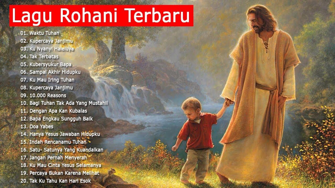 Lagu Rohani Paling Menyentuh Hati 2021 🙏 Waktu Tuhan 🙏 Lagu Penyemangat Pagi Untuk Memulai Aktifit