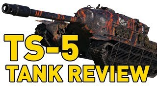 World of Tanks || TS-5 - Tank Review