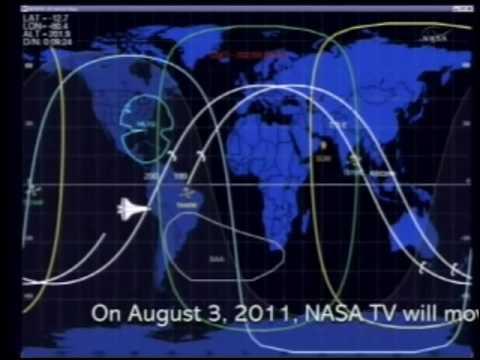 STS-135 Landing NASA-TV Coverage