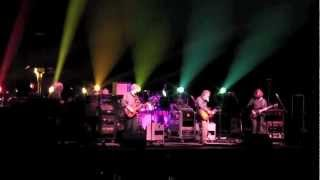 Furthur, Watchtower, Monterey County Fairgrounds  10-8-11