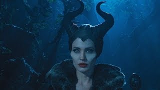Maleficent - Angelina Jolie OFFICIAL Trailer premiere (2014) Disney Sleeping Beauty