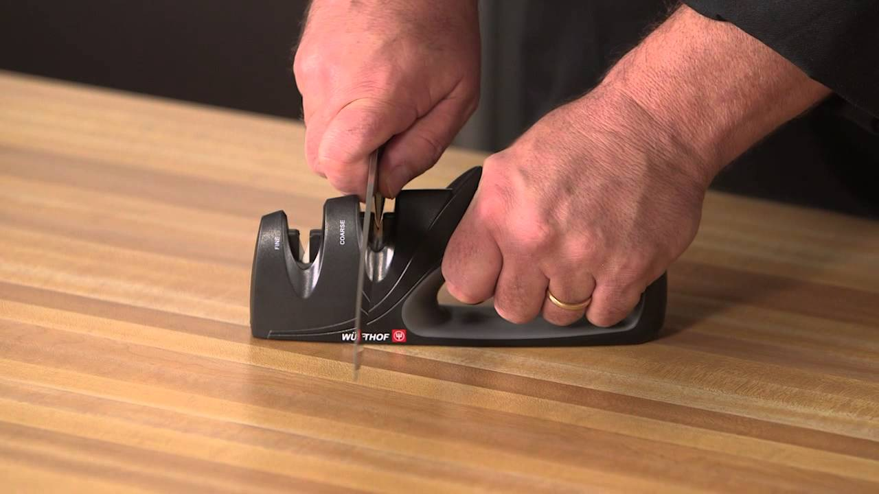 Universal Hand-Held Sharpener video thumbnail