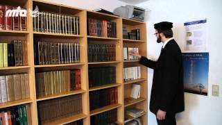 German Convert to Islam Ahmadiyya - (English Subtitles)