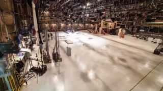 The Bold and the Beautiful Time-Lapse Video of The Bradley P. Bell Stage 31