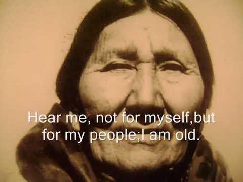 Native American Indian (Prayer)