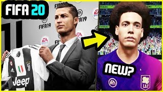 FIFA 20 - NEW CONFIRMED INFORMATION & Rumours #3