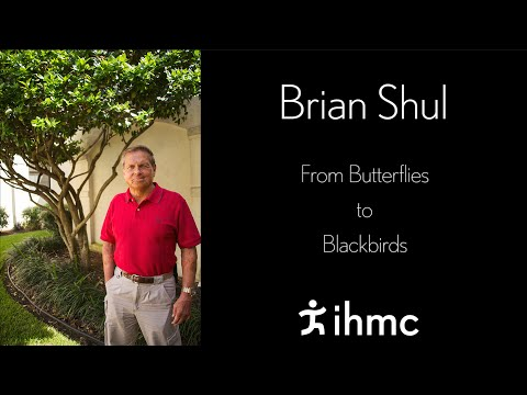 Brian Shul - From Butterflies to Blackbirds