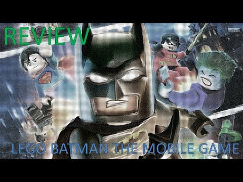 Lego Batman The Mobile Game -REVIEW