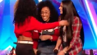 The Miss Treats Wow the Judges with Their Voices | Audition 3 | Britain's Got Talent 2017