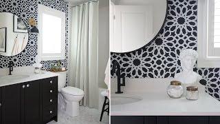 Interior Design – A Stylish Bathroom Makeover On A Budget