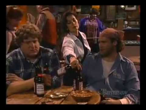 """""""Harleys never die... just the owners"""" from """"Roseanne"""" Born to Be Wild (TV Episode 1990)"""