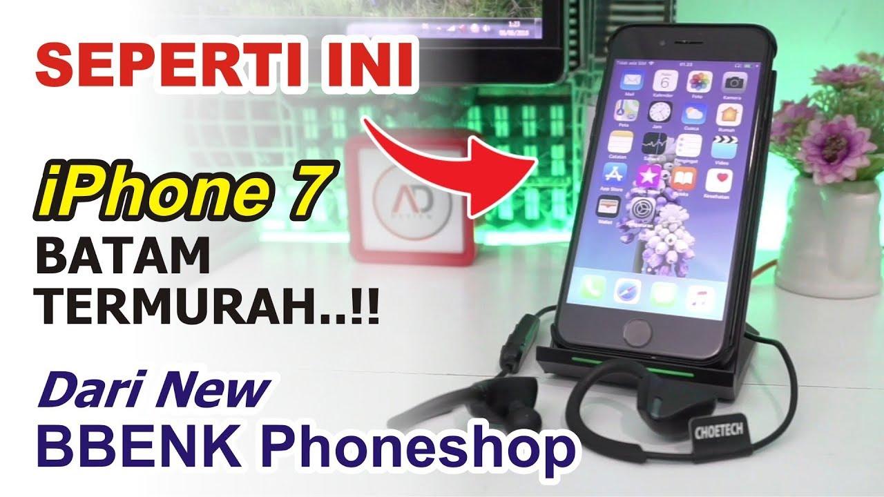 Review Iphone 7 Dari Gps Store Batam Seperti Apa Youtube