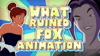 What RUINED Fox Animation Studios