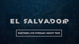 El Salvador Gospel Campaign: Final Night - Nathan Morris