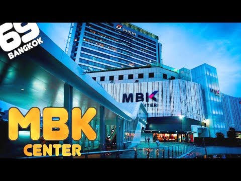 MBK CENTER 2017 / Street Food & Shopping