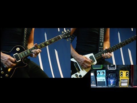 DIABLO BLVD - Sing From The Gallows (OFFICIAL GUITAR PLAYTHROUGH)