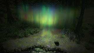 Path of Exile - Northern Light Effect