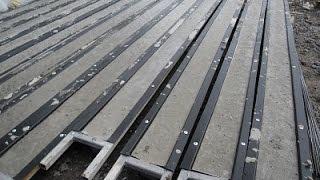 Как сделать бетонные  столбики .для винограда и забора.(http://bobrov.zakupka.com/ продажа Форм для бетонных и виноградных столбов из АБС пластика; толщина: 2мм, длинна: до..., 2015-10-18T17:15:46.000Z)