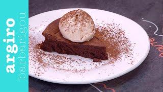 Truffle Cake χωρίς γλουτένη • Keep Cooking by Argiro Barbarigou
