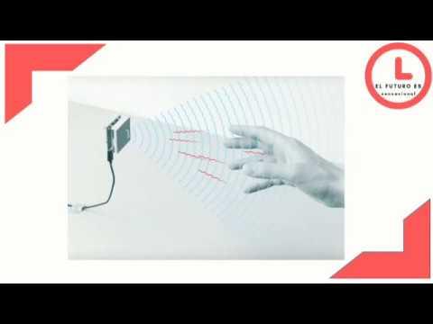 Tecnología para controlar dispositivos sin tocarlos