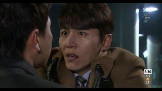 송재희, 박형준과 몸싸움 @나만의 당신 8회