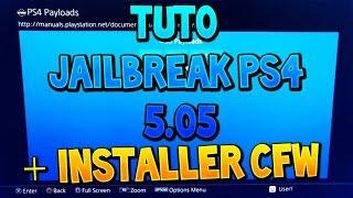 TUTO - JAILBREAKER LA PS4 EN 5.05 + INSTALLER LE CFW MIRA ! PS4 JAILBREAK FR