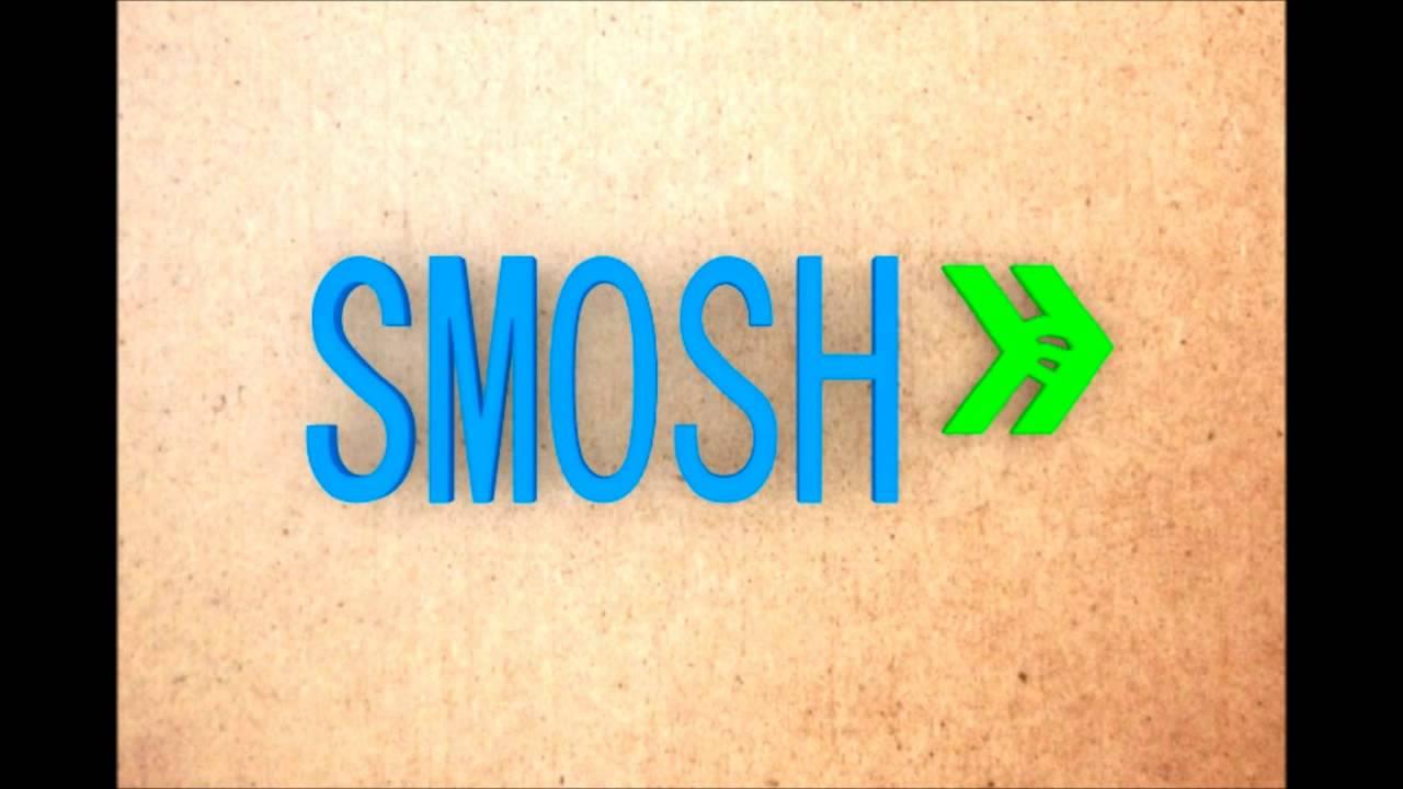 How to Draw the Smosh Symbol, Step by Step, Symbols, Pop Culture ...