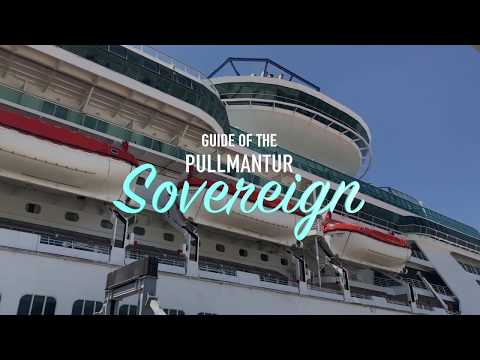 Guide of the Pullmantur Sovereign (Cruiseship Review)