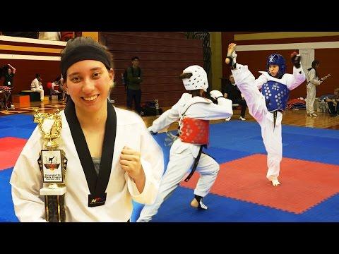 2017 Music City Taekwondo Tournament Highlights