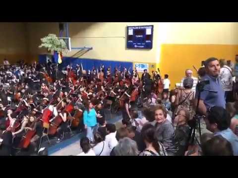 Encuentro Orquestas Juveniles, San Fernando, Chile 2017