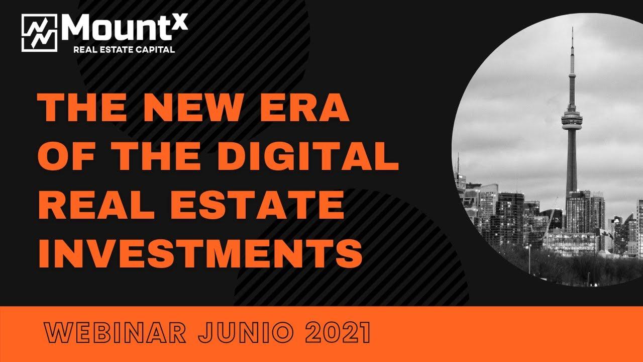 The New Era Of Digital Real Estate Investments [WEBINAR]