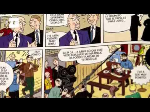 Se cumplen 30 años de la muerte Hergé, creador de Tintín
