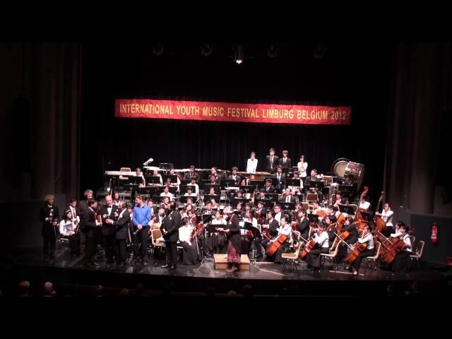 【香港青年愛樂樂團】赴比利時參賽樂曲  7. 頒獎典禮