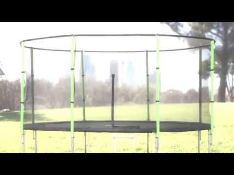 12ft Springless Trampoline