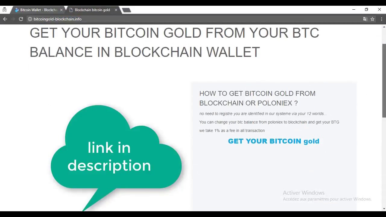 Claim your bitcoin gold btg and bch wallet youtube claim your bitcoin gold btg and bch wallet ccuart Choice Image