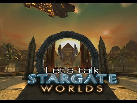 Let's Talk - Stargate Worlds, The MMO That Never Was