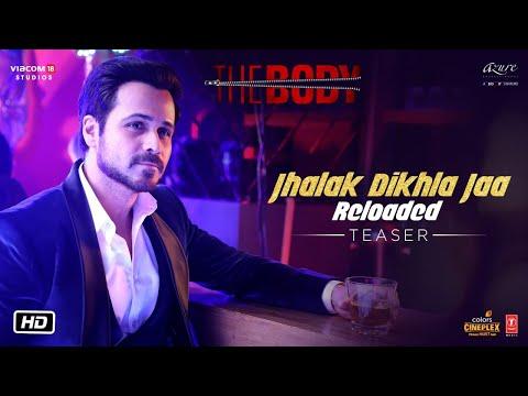 Jhalak Dikhla Jaa Reloaded (Teaser) The Body | Rishi K, Emraan H, Himesh R, Tanishk B