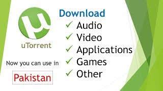 How to download torrent files in Pakistan