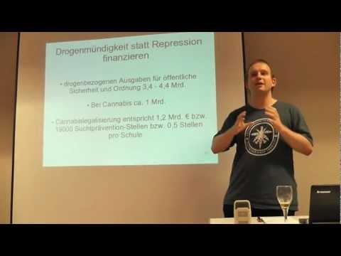 Vortrag Cannabispolitik bei den Jusos Frankfurt Teil 2