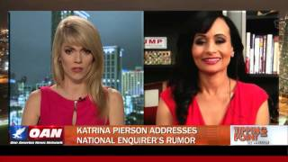Donald Trump Spokesperson Katrina Pierson Addresses Ted Cruz Sex Scandals thumbnail