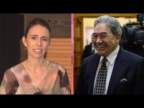 Simon Bridges calls out Jacinda Ardern for not taking control of her deputy PM
