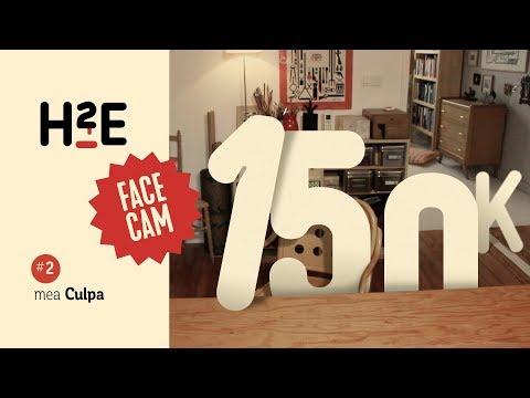 H2E Facecam#2 : mea culpa