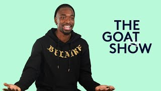 Jay Pharoah Wants to Shoot Lasers from his Forehead: The GOAT Show
