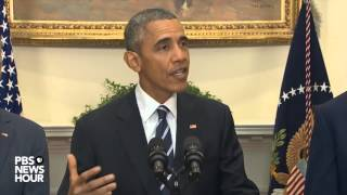 President Obama rejects Keystone XL pipeline project