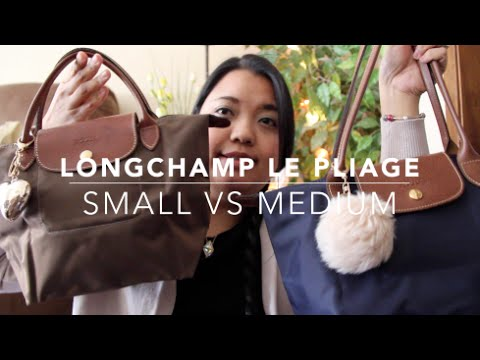 cfd041168f62 Longchamp Le Pliage Bag Comparison