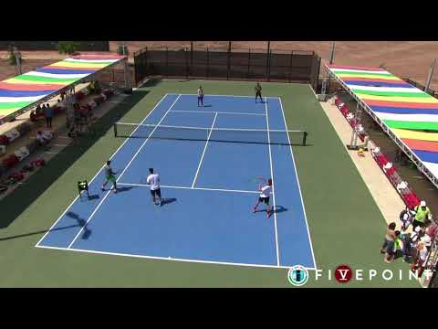 OC GREAT PARK SPORTS PARK: Tennis Courts Inauguration